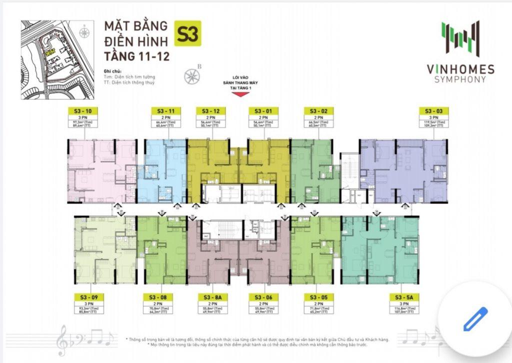 mat bang s3 10-12 vinhomes symphony